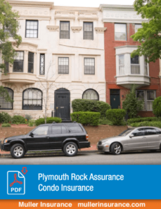 Condo/Townhouse Insurance