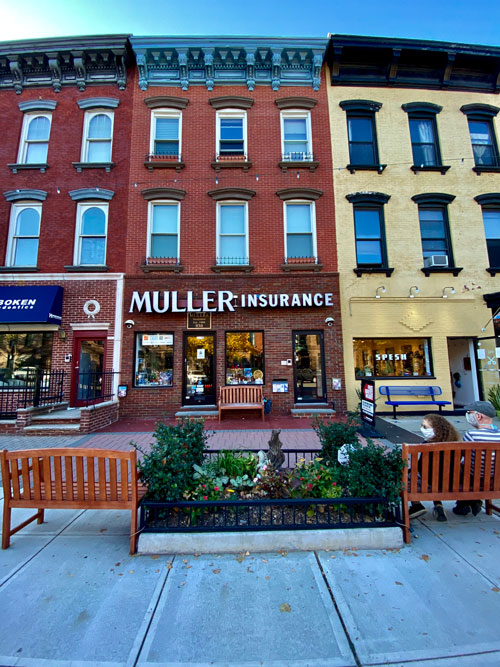 Muller Insurance Office in Hoboken NJ