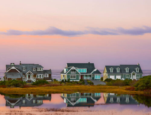 Insuring Your Shore Property
