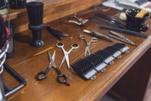 Barbering tools