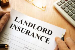 Landlord Insurance Paperwork